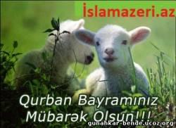Qurban Bayraminiz Mubarək 6 November 2011 Gunahkar Bende